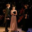 Das Phantom der Oper (VBW Ronacher Wien) mit Anna Carina Buchegger, Oliver Arno  © Rolf Bock