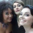 Das Phantom der Oper (VBW Ronacher Wien) Garderobenfoto mit Siphiwe McKenzie und Anna Carina Buchegger